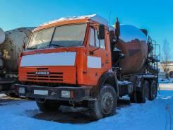 КамАЗ 53229. Бетоносмеситель (миксер) Камаз 53229 6х4 2004 года, 6,00куб. м.