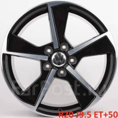 """Volkswagen. 9.5x20"""", 5x130.00, ET50, ЦО 71,6мм."""