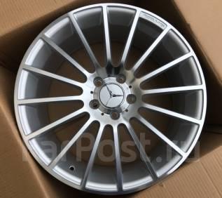Mercedes. 8.0/9.0x19, 5x112.00, ET45/54, ЦО 66,6мм.