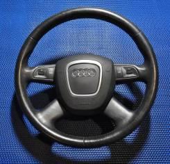 Руль. Audi A8, 4E2, 4E8 Audi S6, 4F2 Audi A6, 4F2, 4F2/C6 Audi S8, 4E2, 4E8 ASB, ASE, ASN, BBJ, BFL, BFM, BGK, BHT, BMC, BNG, BPK, BSB, BSM, BTE, BVJ...