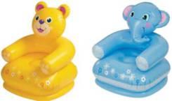 Кресло надувное Медведь/Слон/Лягушка