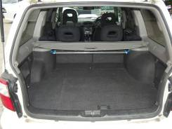 Обшивка багажника. Subaru Forester, SF5
