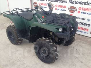 Yamaha Grizzly 550. исправен, есть птс, без пробега