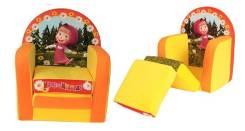 Кресло с печатью раскладывающееся 53*41*32 см