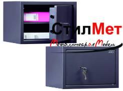 Сейф металлический взломостойкий TSN.30 (ВхШхГ) 300x435x360