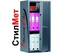Сейф металлический взломостойкий TSN.90T (ВхШхГ) 900x435x360