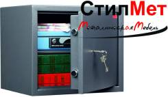 Сейф металлический взломостойкий TSN.37 (ВхШхГ) 370x435x360