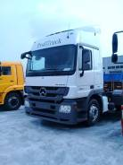 Mercedes-Benz Actros. Тягач Mercedes Benz Actros 1841LS Optimus, 12 000 куб. см., 18 000 кг., 4x2