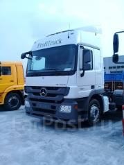 Mercedes-Benz Actros. Тягач Mercedes Benz Actros 1841LS Optimus, 12 000 куб. см., 18 000 кг.