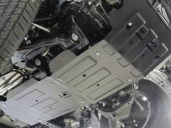 Защита двигателя. Toyota Hilux