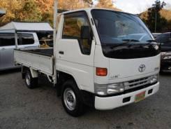 Toyota Dyna. бортовой, рама LY161, двигатель 3L, 4WD, 2 800куб. см., 1 500кг. Под заказ