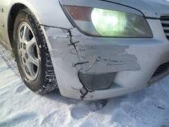 Бампер на Toyota Altezza