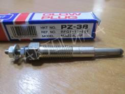 Свеча накала №PZ38 HKT 11V цена за штуку продажа только комплектом 4шт. (22256)