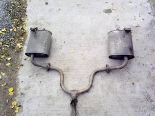 Насадка на глушитель. Nissan Teana, J31, PJ31 Двигатели: VQ23DE, VQ35DE