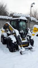 New Holland L230. Минипогрузчик , 3 200 куб. см., 1 360 кг.