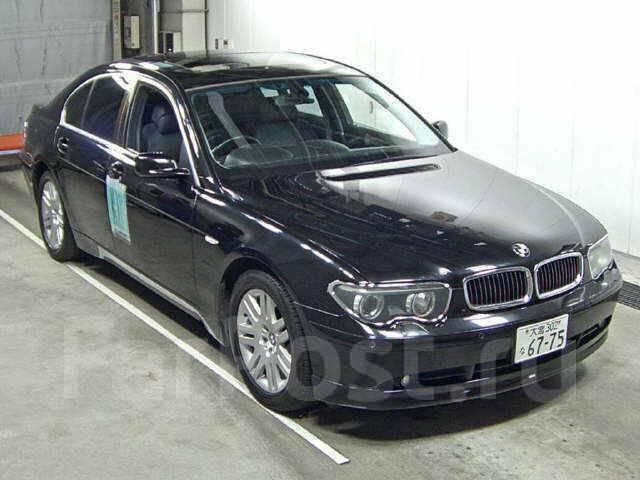 Блок подрулевых переключателей. BMW 7-Series, E65, E66, E67 Двигатель N62B44