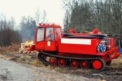 ОТЗ Онежец-310. Продаётся гусеничный лесопожарный агрегат ОТЗ-310 в Иркутске. Под заказ