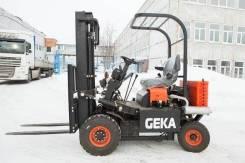 НМЗ Geka D10. Продается вилочный погрузчик GEKA D10 в Иркутске, 998кг., Дизельный. Под заказ