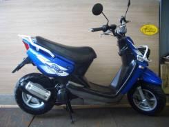Yamaha BWS 100. 100куб. см., исправен, без птс, без пробега
