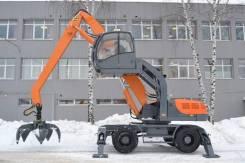Эксмаш E190WH. Продается колесный экскаватор-перегружатель UMG E190WH в Иркутске. Под заказ