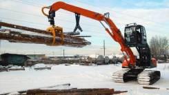 Эксмаш E200CH. Продается гусеничный экскаватор-перегружатель UMG E200CH в Иркутске. Под заказ