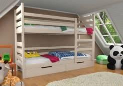 Изготовление детских кроваток из дерева.