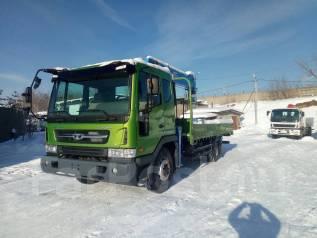 Daewoo Novus. Продам с КМУ DongYang SS1406 В Москве, 2013 Г. В., 5 890 куб. см.