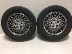 "Колесо Mazda 195/70R15 в наличие 2шт. 6.0x15"" 5x114.30 ET40 ЦО 67,0мм."