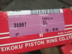 Кольца поршневые. Toyota: Regius Ace, Cressida, Crown, Mark II Wagon Qualis, Dyna, T.U.V, 4Runner, Hilux, Blizzard, Chaser, Crown Majesta, Land Cruise...