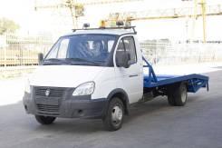 ГАЗ 3302. Эвакуатор ГАЗ-3302., 2 700 куб. см., 3 000 кг.