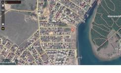 Участок 10 соток первая линия у Воды. 1 000 кв.м., собственность, электричество, от агентства недвижимости (посредник)