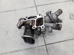 Корпус термостата. Honda Civic, EU1 Honda Civic Ferio, ES2, ES1 Двигатели: 4EE2, D14Z5, D14Z6, D15B, D15Y2, D15Y3, D15Y4, D15Y5, D15Y6, D16V1, D16V2...