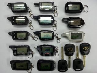 Ремонт брелок блок автосигнализаций продажа брелков замена дисплеев
