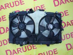 Радиатор охлаждения двигателя. Honda Accord, CL8, CL7, CM1 Honda Accord Tourer Двигатели: K20A, K20A6, K20Z2, K24A3, N22A1