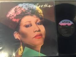 Арета Франклин / Aretha Franklin - Aretha - US LP 1986 виниловый диск
