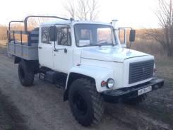 ГАЗ-33081 Егерь 2. ГАЗ 33081 Садко (Егерь 2), 4 750куб. см., 2 300кг., 4x4
