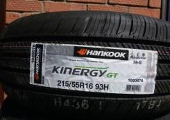 Hankook Kinergy GT H436. Летние, 2016 год, без износа, 4 шт