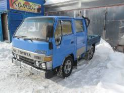 Toyota ToyoAce. Продам Toyota Toyoace, 2 800куб. см., 1 000кг., 4x2