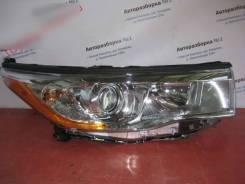 Фара. Toyota Kluger V, ASU50, GSU55 Toyota Highlander, ASU50, ASU50L, GSU55, GSU55L Двигатели: 1ARFE, 2GRFE
