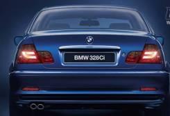 Стоп-сигнал. BMW 3-Series, E46/2, E46/2C, E46/3, E46/4, E46/5