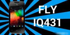 Fly IQ. Б/у
