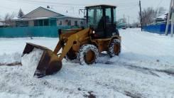 Уборка и вывоз снега! Фронтальный погрузчик. Самосвал