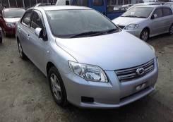 Toyota Corolla Axio. NZE141