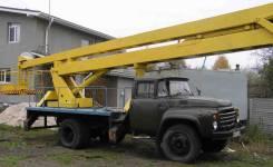 Камаз ВС-22. Продам автовышку ВС 22 на базе ЗИЛ, 6 000 куб. см., 22 м.