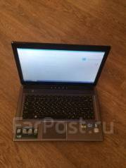 Lenovo IdeaPad Z480. 14дюймов (36см), 2,4ГГц, ОЗУ 4096 Мб, диск 500 Гб, WiFi, Bluetooth, аккумулятор на 4 ч.