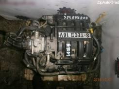Двигатель в сборе. Chevrolet Spark, M300 Двигатели: B10S1, LL0