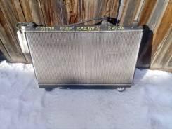 Радиатор охлаждения двигателя. Toyota Ipsum, ACM21, ACM21W, ACM26, ACM26W Двигатель 2AZFE