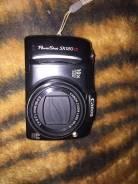 Canon PowerShot SX120 IS. 10 - 14.9 Мп, зум: 10х