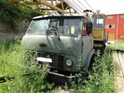 Ивановец КС-3562Б. Автокран МАЗ 5334 КС-3562 Б, 11 440куб. см.