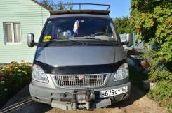 ГАЗ 2217 Баргузин. Продается Соболь 2217 Баргузин, 2 400 куб. см., 4 места